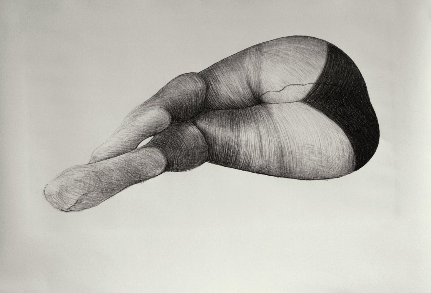 Longs, lithograph, 76 x 56 cm, 2010